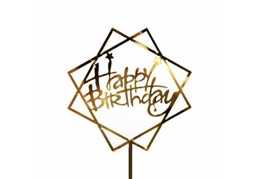 happy birthday topper ster