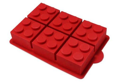 Bouwblokjes bakvorm