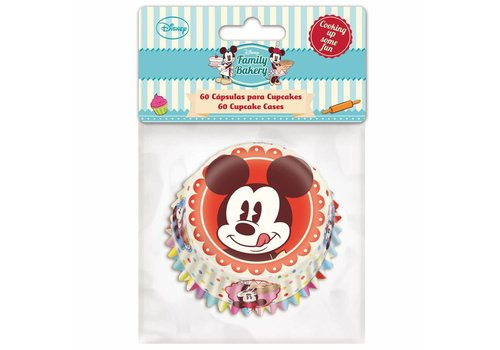 Stor Baking Cups Mickey pk/60