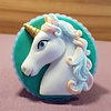 Alphabeth moulds AM unicorn head