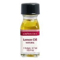 LorAnn Super Strength Flavor lemon citroen oil - 3.7ml