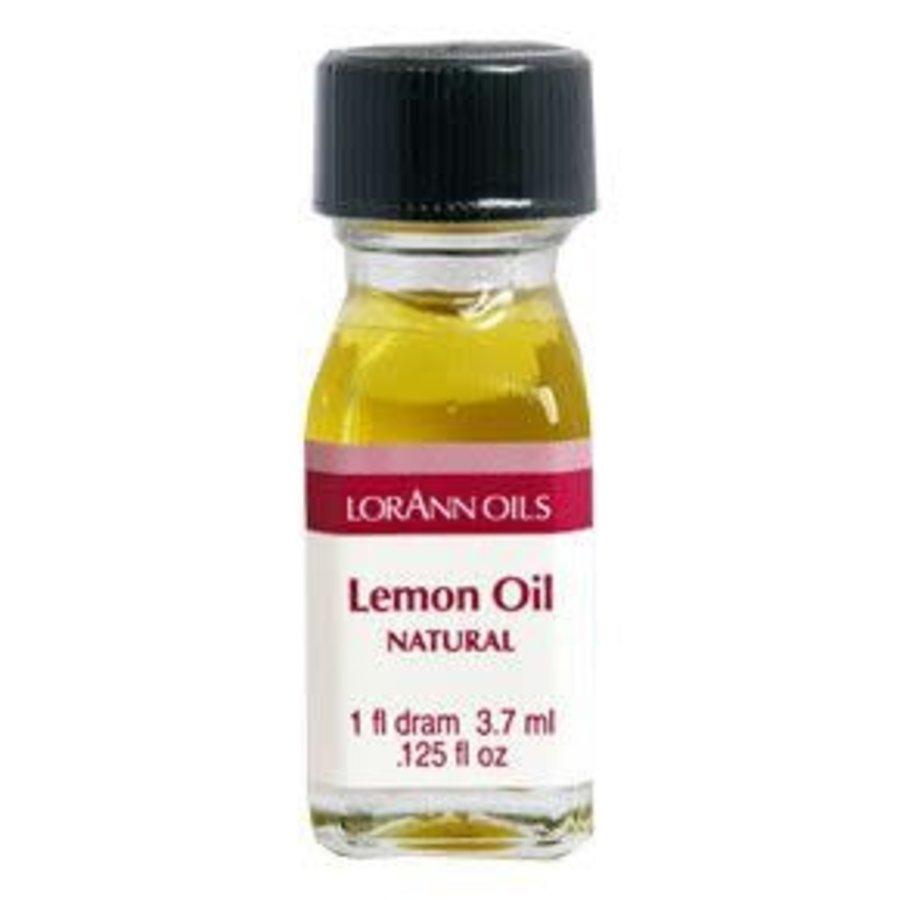 LorAnn Super Strength Flavor lemon citroen oil - 3.7ml-1