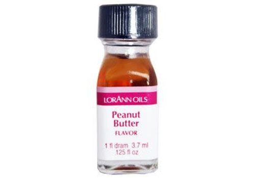 LorAnn Super Strength Flavor peanut butter  3.7ml
