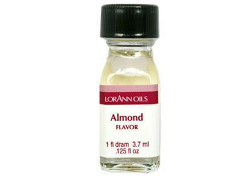 LorAnn Super Strength Flavor almond amandel 3.7ml