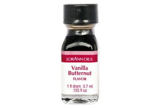 LorAnn Super Strength Flavor vanilla butternut 3.7ml