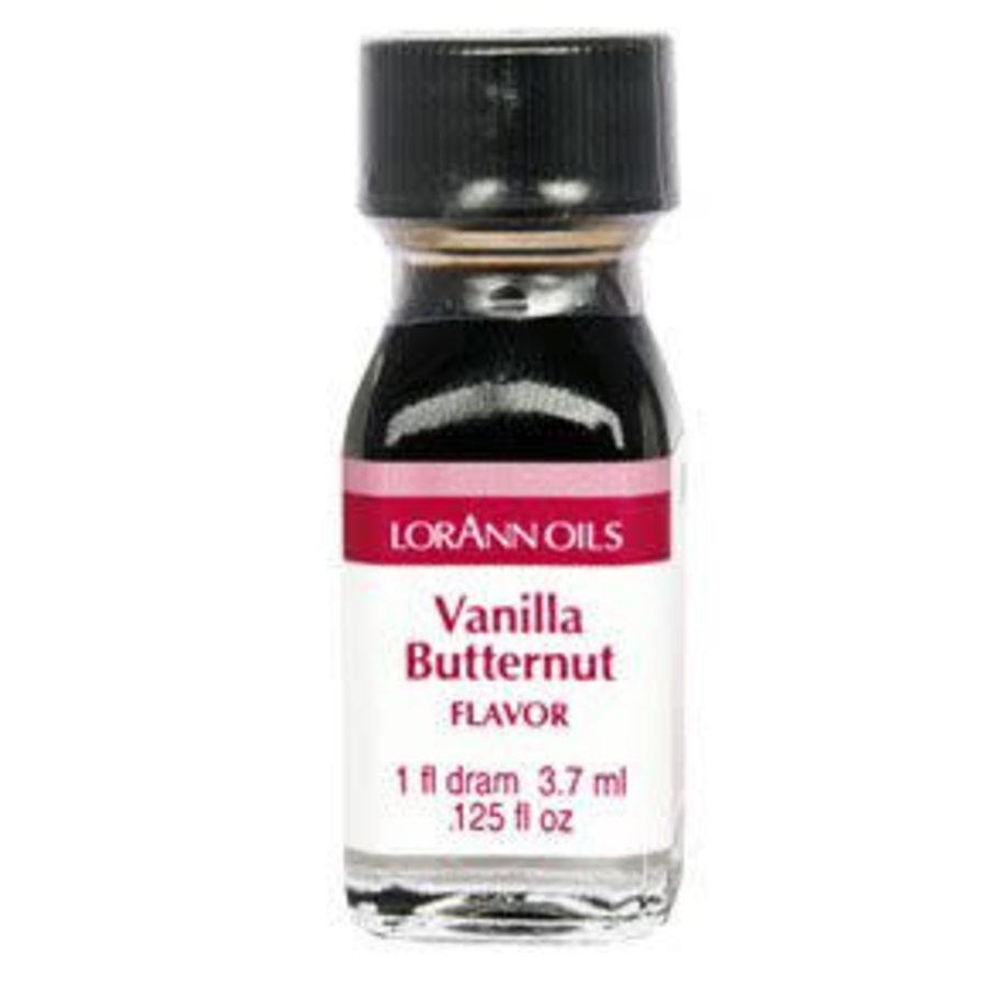 LorAnn Super Strength Flavor vanilla butternut 3.7ml-1