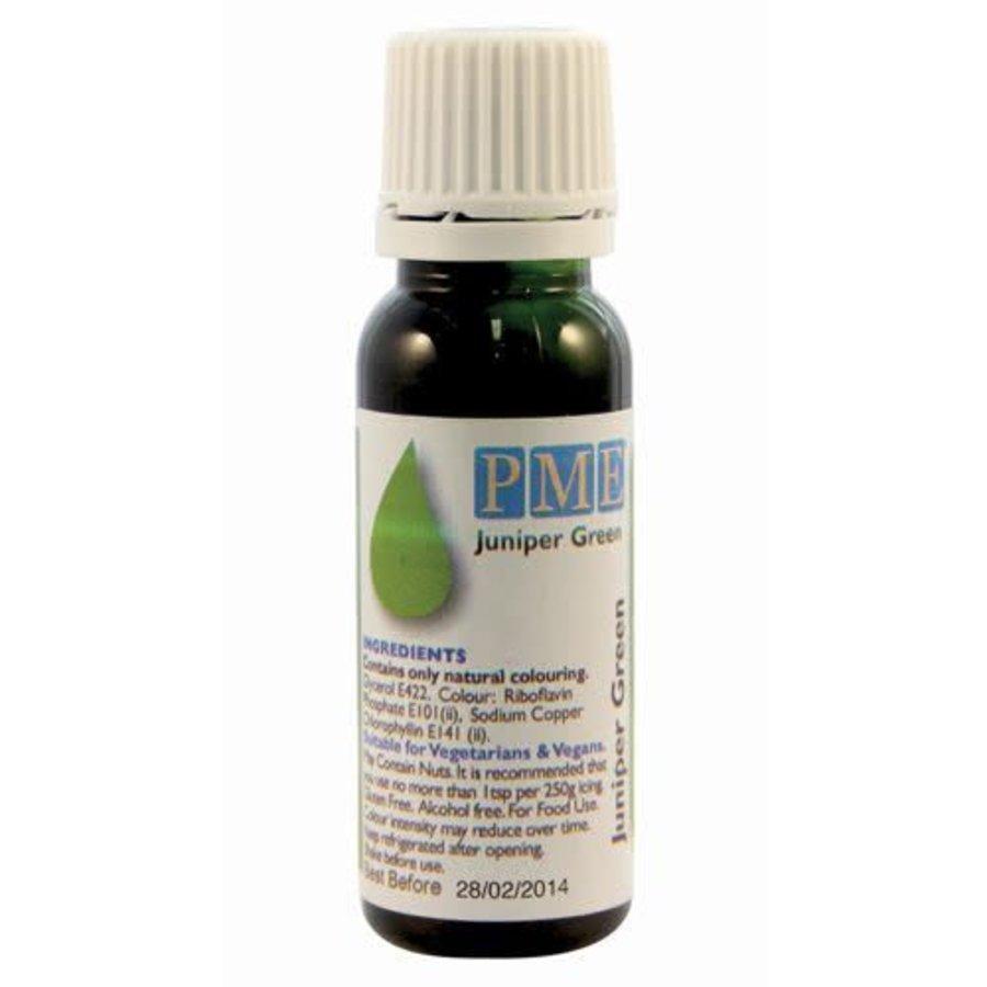 PME Natural Food Colour - Groen - 25g-1