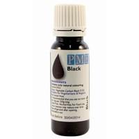 PME Natural Food Colour - zwart - 25g