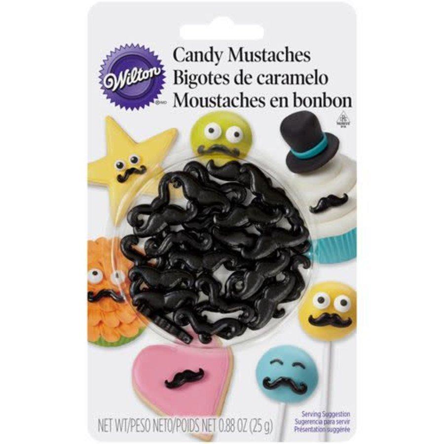 Wilton Candy Mustaches snorren-1