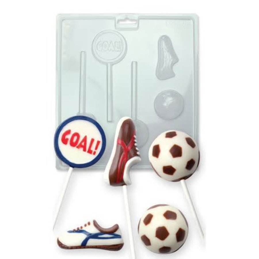 PME Candy Mould - Football/Soccer-1