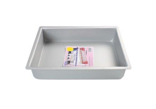 PME Deep Oblong Pan 27,5 x 37,5 x 7,5cm