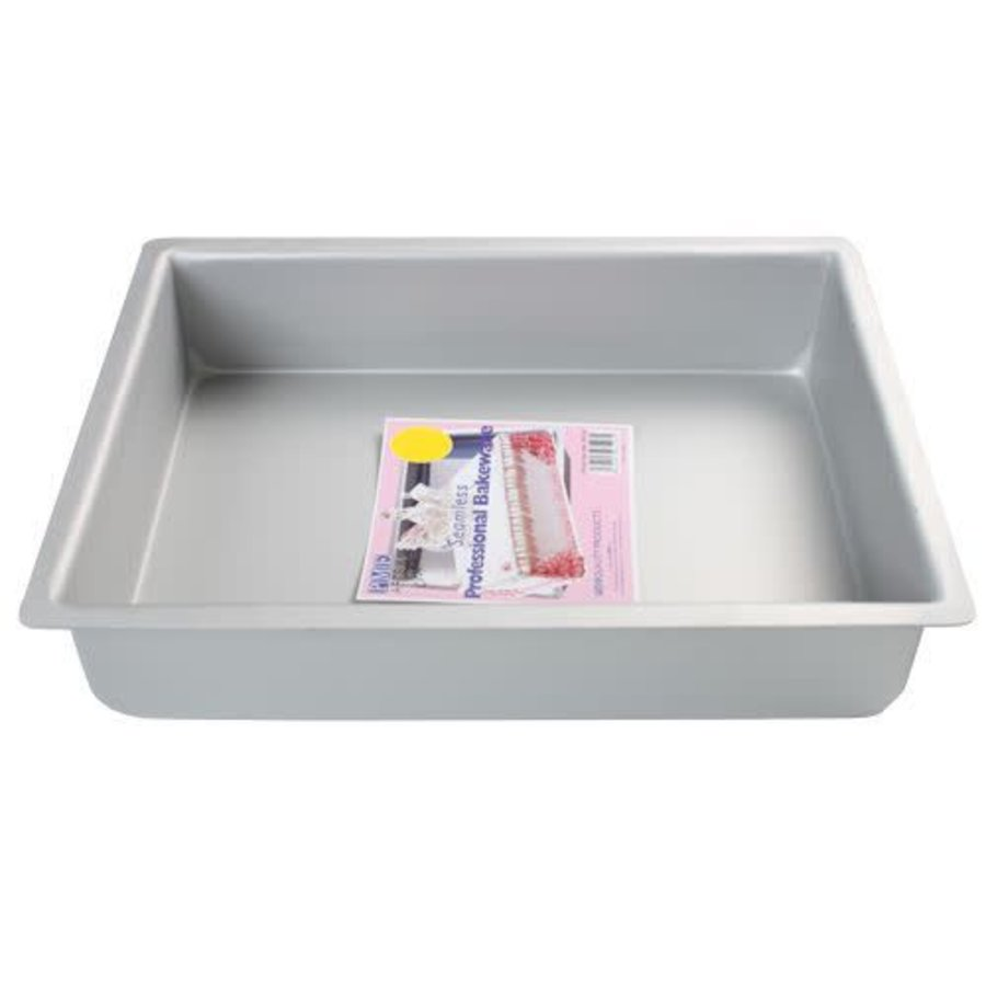 PME Deep Oblong Pan 22,5 x 32,5 x 7,5cm-1