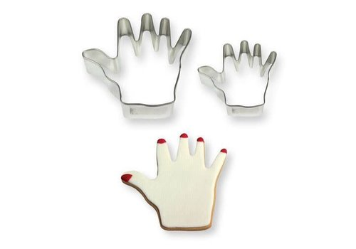 PME Cookie Cutter Hand set/2