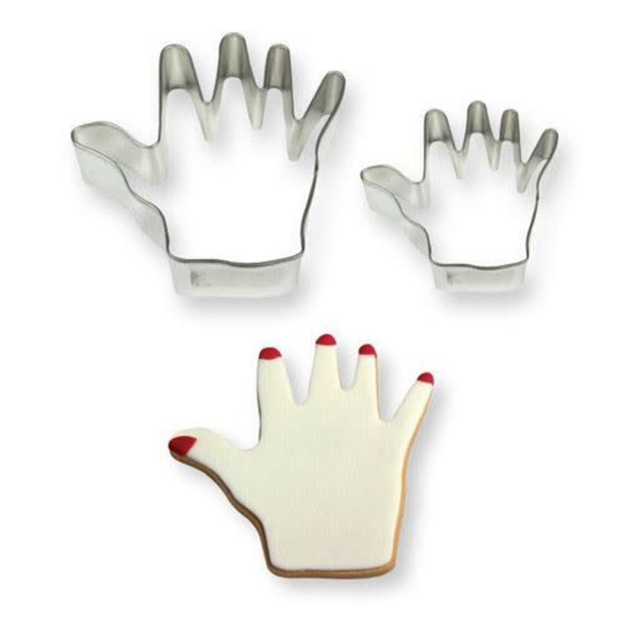 PME Cookie Cutter Hand set/2-1
