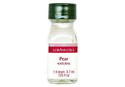 LorAnn Super Strength Flavor - Pear Natural- 3.7ml