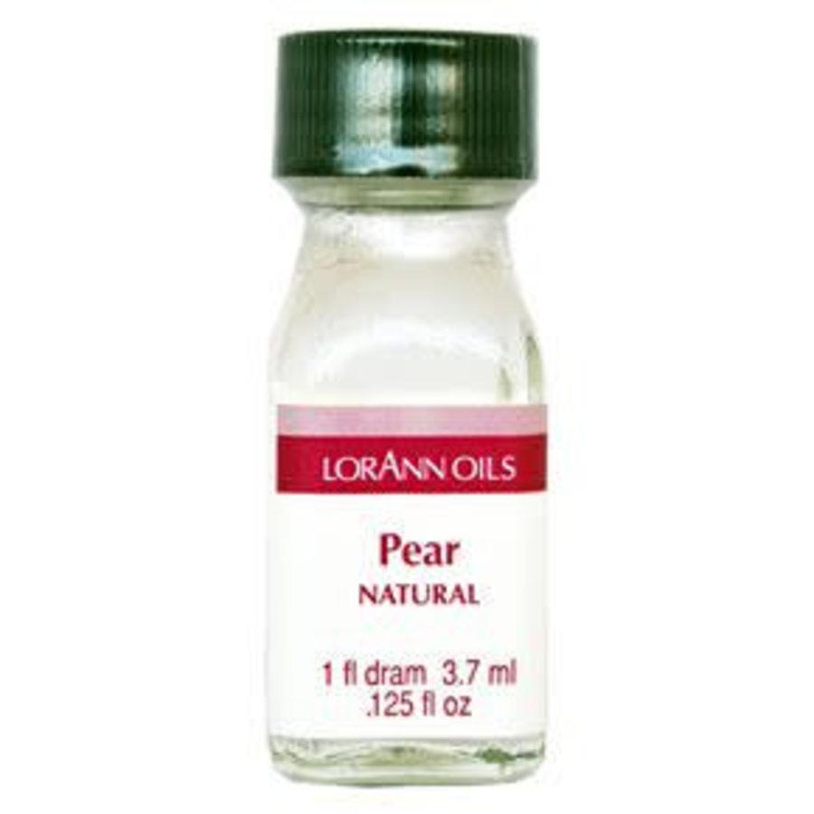 LorAnn Super Strength Flavor - Pear Natural- 3.7ml-1
