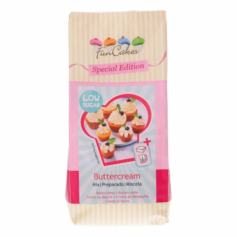 FunCakes Mix voor Botercrème - Low Sugar 400g-1