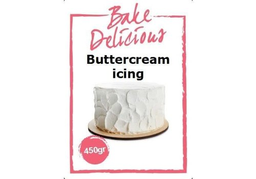 buttercream icing