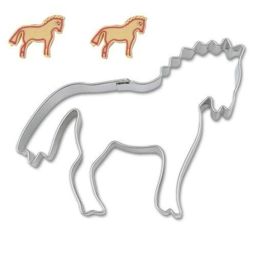 Koekjes Uitsteker paard 7.5 cm-1