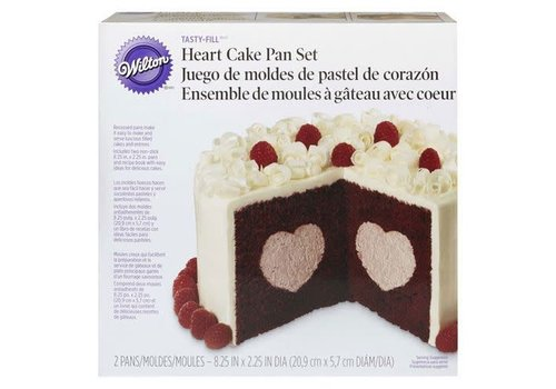 Heart Tasty-Fill Pan Set