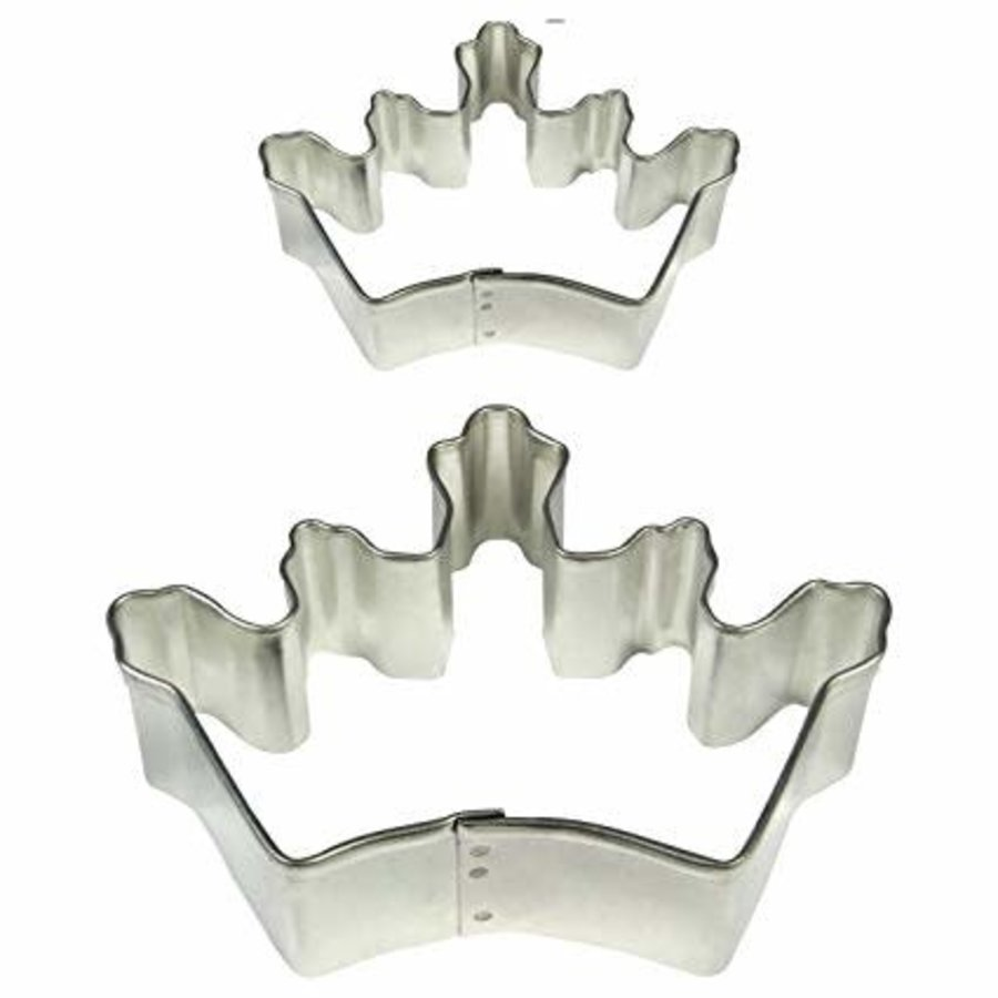 PME Cookie Cutter Crown set/2-1