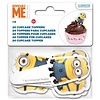 stor Stor Papieren Cupcake Toppers Minions