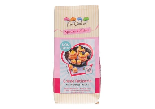 FunCakes Mix voor Banketbakkersroom - Low Sugar