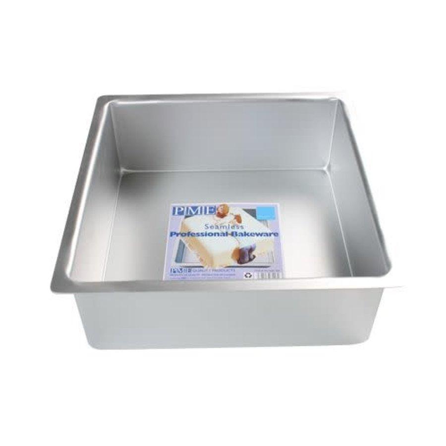 PME Extra Deep Square Pan 15 x 15 x 10cm-1