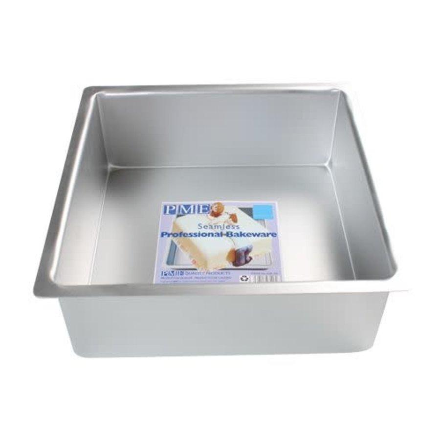PME Extra Deep Square Pan 25 x 25 x 10cm-1