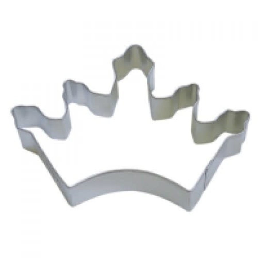 Koekjes Uitsteker kroon koning  8cm-1