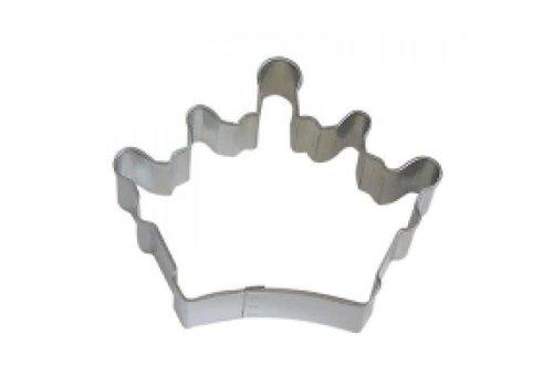 Koekjes Uitsteker kroon koningin  8cm