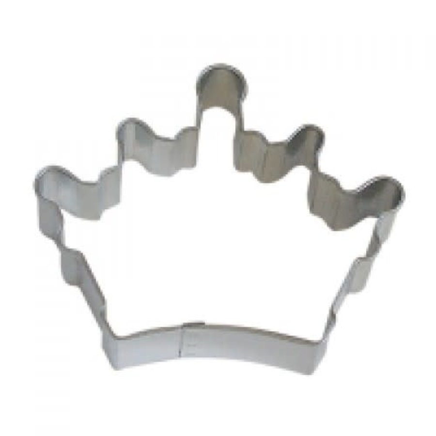 Koekjes Uitsteker kroon koningin  8cm-1