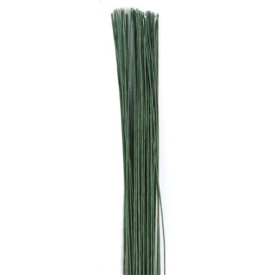 Culpitt Floral Wire green set/50 -26 gauge--1