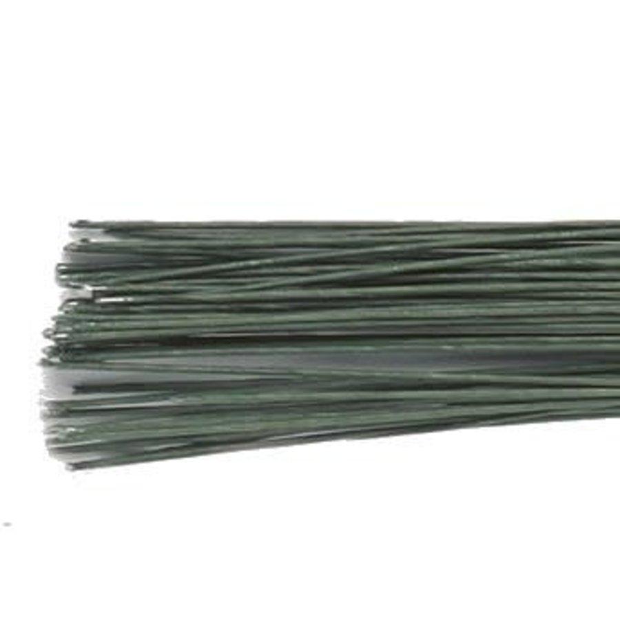 Culpitt Floral Wire green set/50 -26 gauge--2