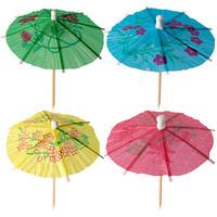 mini parapluutjes 10cm
