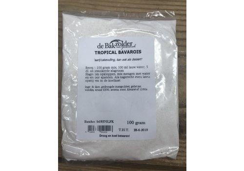 Tropical bavarois