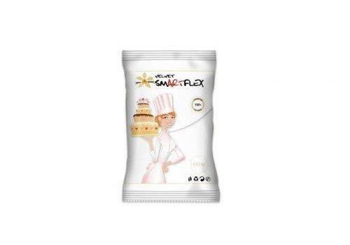 SmArtFlex velvet vanille wit 250 gram