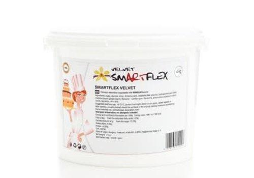SmArtFlex Velvet Vanille -4kg- emmer