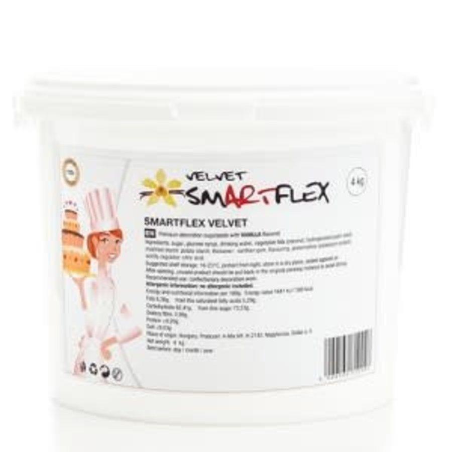 SmArtFlex Velvet Vanille -4kg- emmer-1