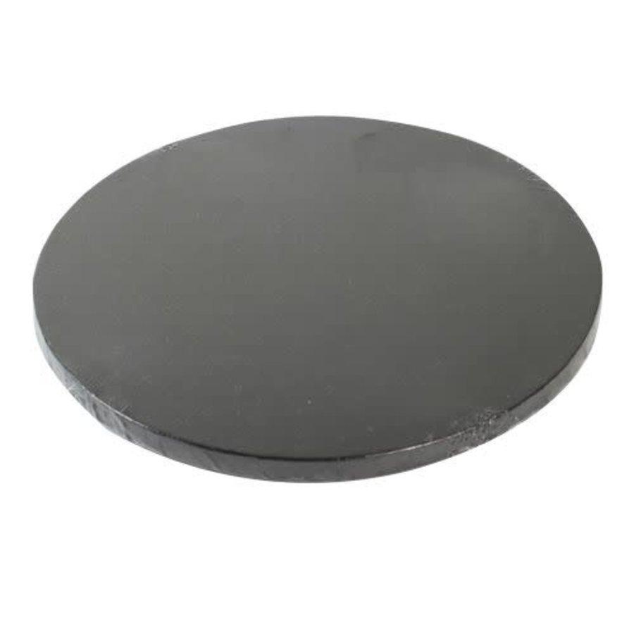 FunCakes Cake Drum Rond Ø30,5cm -Zwart--1