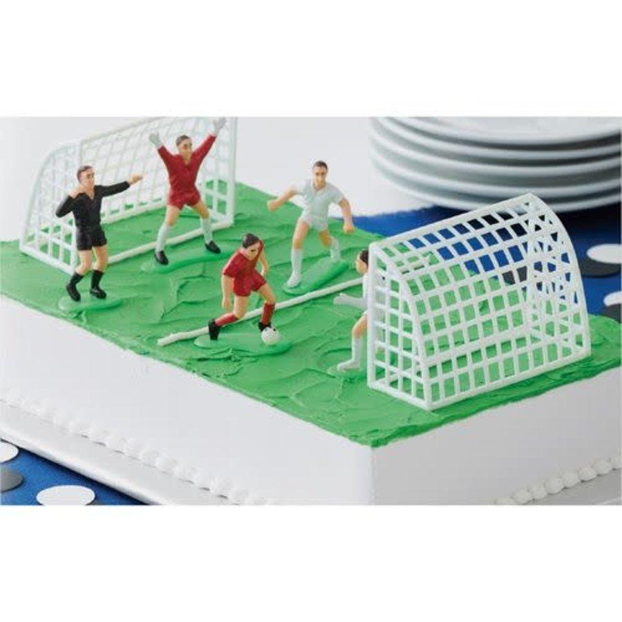 Wilton Cake Decorating Football-Soccer Set/7-1