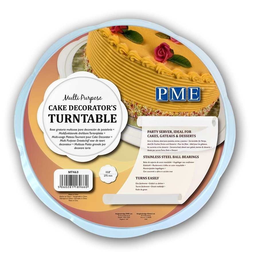 PME Multi Purpose Turntable-1