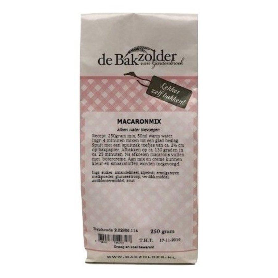 Bakzolder macaron mix 250 gram-1