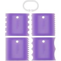 Wilton Texture scraper Tools Set/4