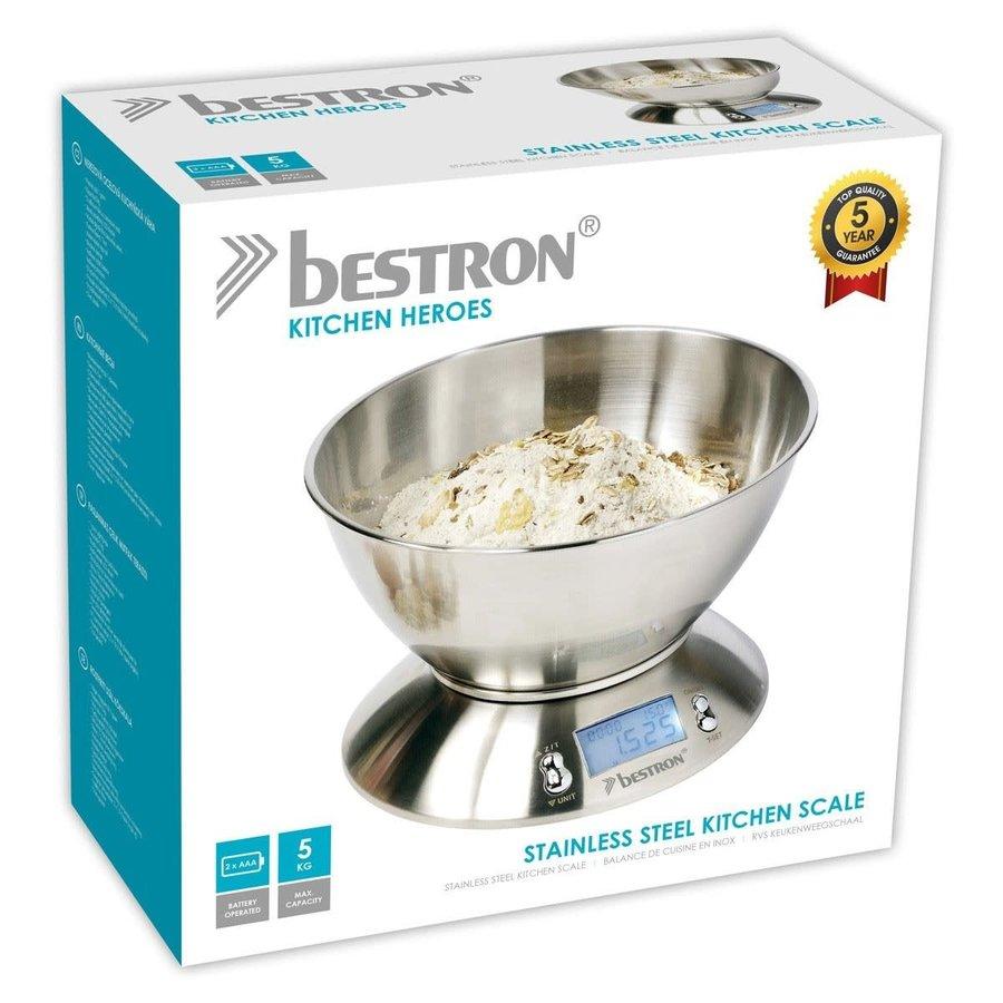 Bestron Digitale Keukenweegschaal-1