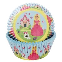 House of Marie Baking Cups Prinses pk/50