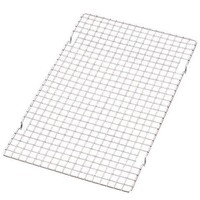 Wilton Chrome Plated Cooling Grid 36x50cm