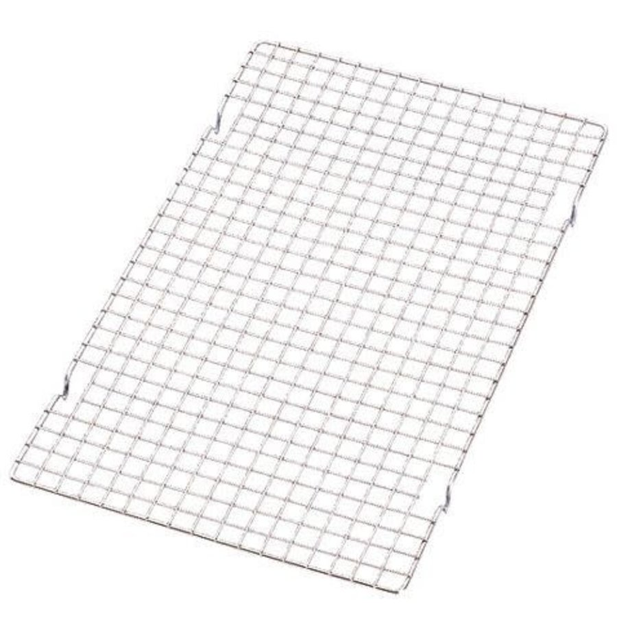 Wilton Chrome Plated Cooling Grid 36x50cm-1
