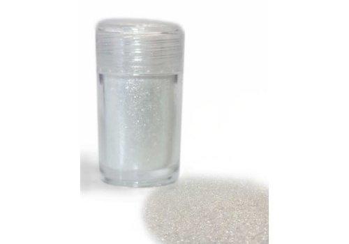 Edible diamond dust metallic starburst