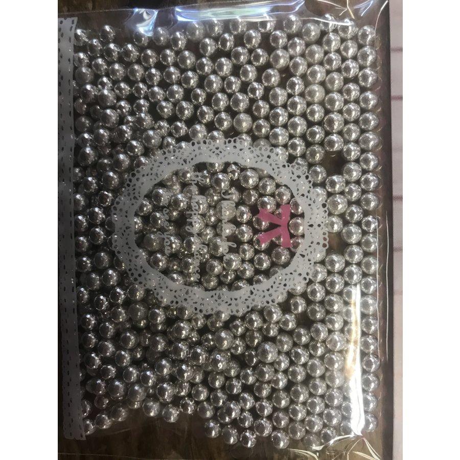 zilveren parels 4mm 25 gram-1